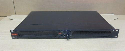 Fortex RM-1 1U Rackmount Stereo Monitoring soloution 2 x 15 Watt Into 8 Ohms Amp